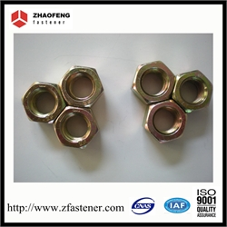 ISO 4032 HEX NUT
