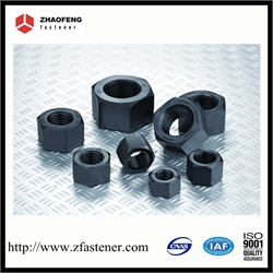 ANSI HEAVEY HEX NUTS
